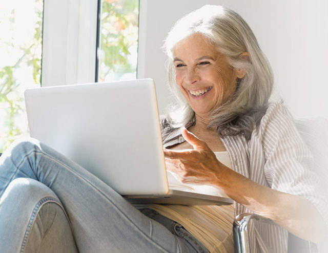 An Honest Guide to Online Dating for Seniors