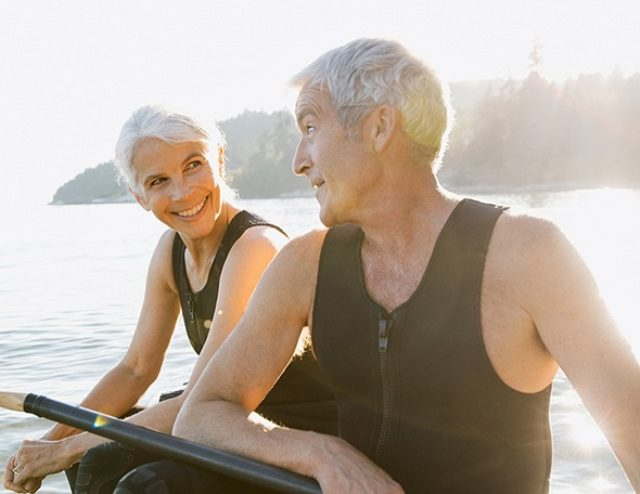 Love and Fitness: Singles After an Active Relationship